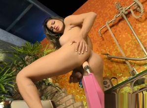 Sensual Machine Hookup With Spunky..