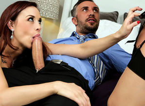 Chanel Preston & Dana DeArmond &..