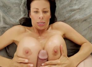 My 43-year-old mature  ( Alexis Fawx )..