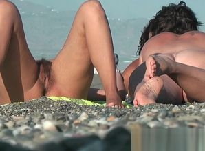 Naturist beach vid presents supreme..