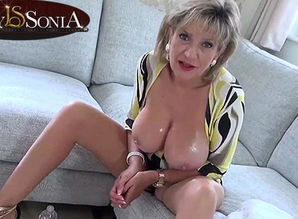 Super-naughty JOI from gorgeous mature..