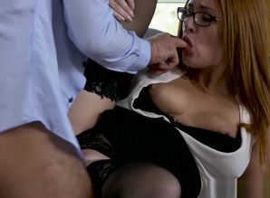Honies - Office Obsession - Nude Lunch..