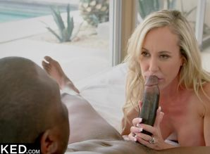 BLACKED Brandi Enjoy Pulverizes Her..