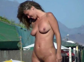 This virgin naturist is so yummy and..