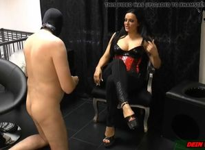Sub must do a2m for german domme she..