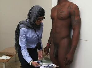 Arab gash finger-tickling Ebony vs..