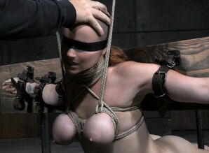 Corded marionette stunner  by her dom