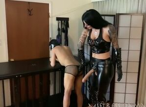 Amazon female domination straponizes..