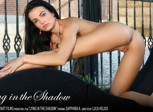 Lounging in the Shadow - Sapphira A -..