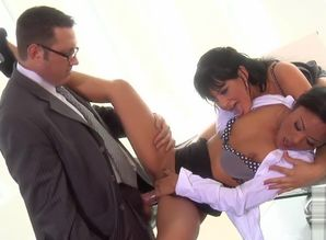Kaylani Lei and Tory Lane are..
